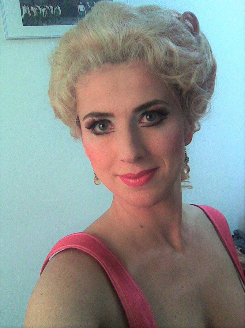 Barbara Kozelj mezzo-soprano Theater Essen