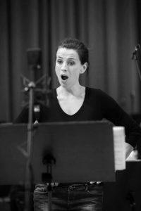 Barbara Kozelj mezzo-soprano recording
