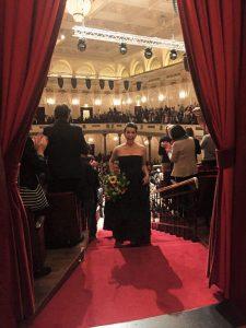 Barbara Kozelj mezzo-soprano Concertgebouw